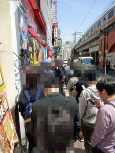 第720回ハズセ連れ打ち結果報告 コーシン神田店