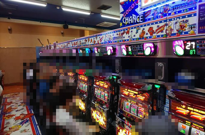 第853回ハズセレ(ニュー京楽飯田店)最終報告