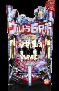 ぱちんこウルトラ6兄弟 Light Version